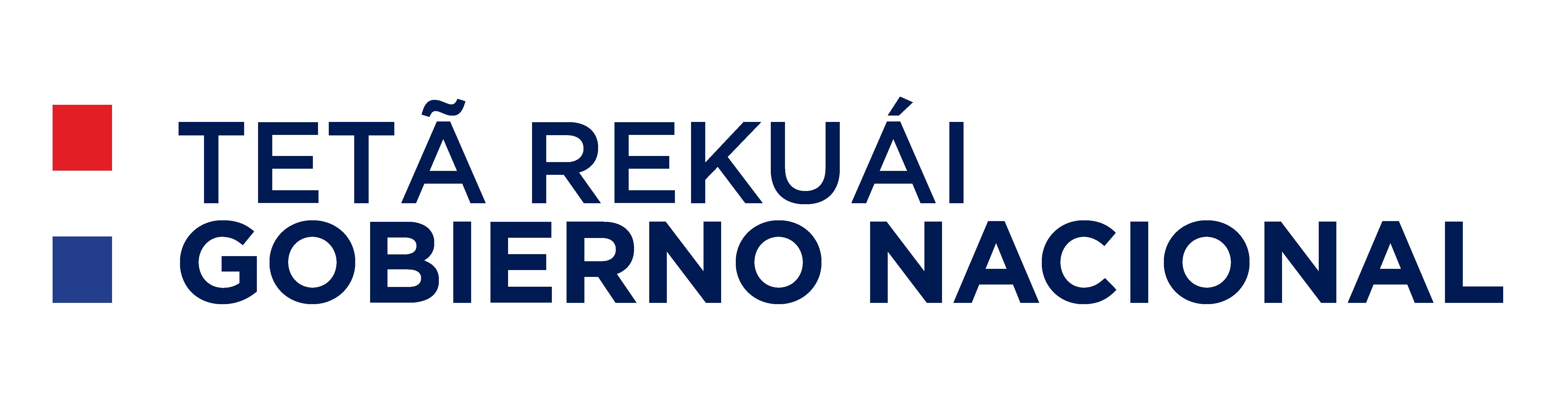 Logo Gobierno Nacional Paraguay