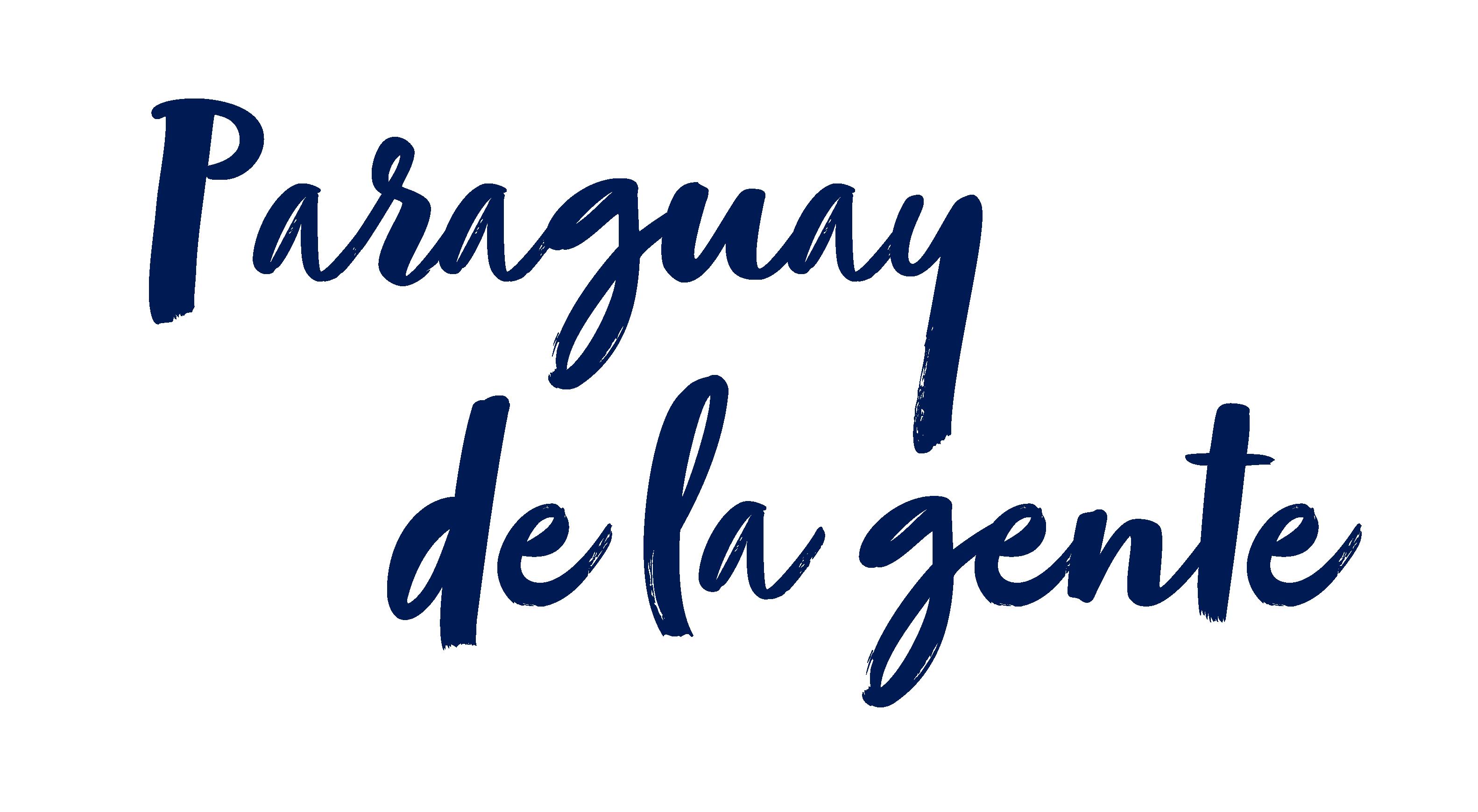 Slogan 2018 Paraguay de la gente